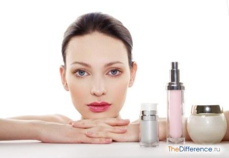 Отличия косметика от косметологов