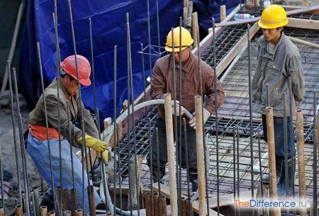 отличие строительства от реконструкции