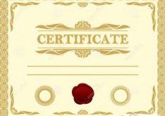 Разница между свидетельством и сертификатом