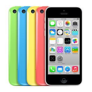 Цвета iPhone 5C