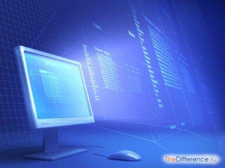 отличие файловой системы от файловой структуры