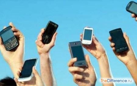 отличие GSM от 3G