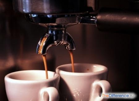отличие кофе эспрессо от других видов кофе