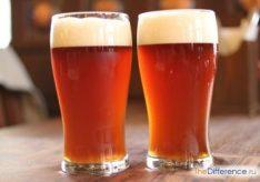 Разница между нефильтрованным и фильтрованным пивом