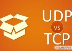 Разница между протоколами TCP и UDP