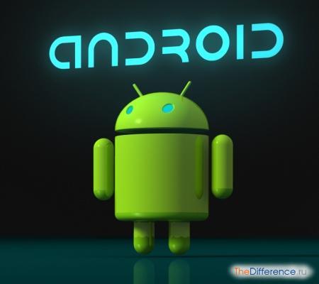отличие Android от планшета