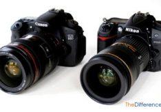 Разница между фотоаппаратами Nikon и Canon