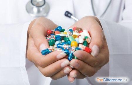 отличие таблеток от капсул