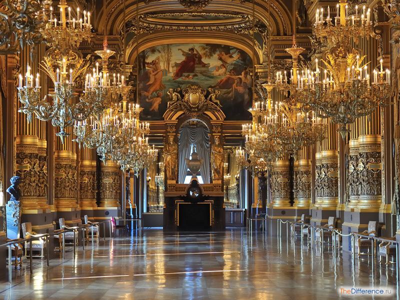 отличие барокко от классицизма