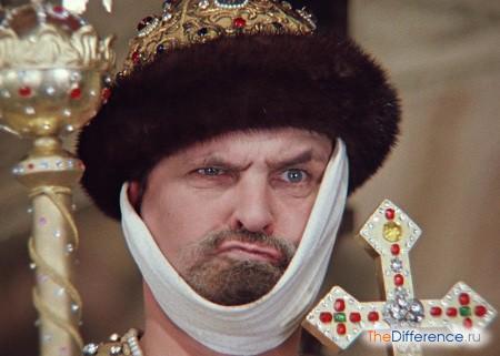 отличие царя от императора