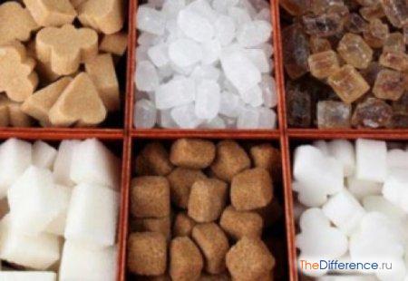 отличие фруктозы от сахара