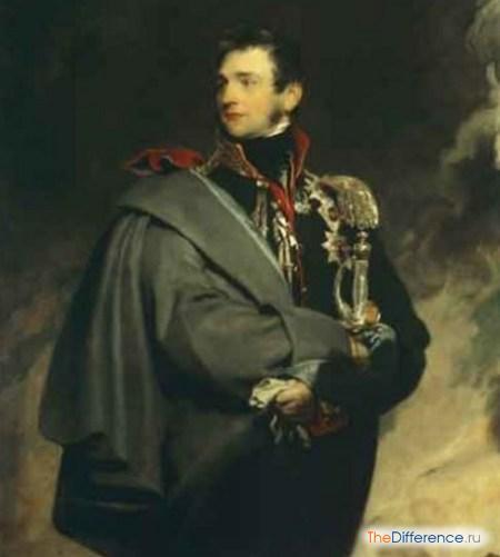 отличие графа от князя