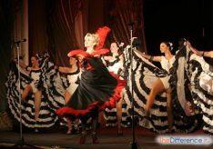 Разница между опереттой и мюзиклом
