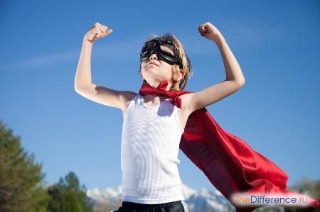 отличие самоуверенности от уверенности