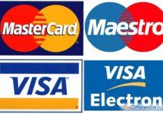 Разница между Visa и Maestro