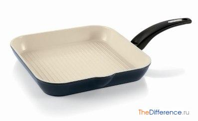 Как выбрать керамическую сковороду