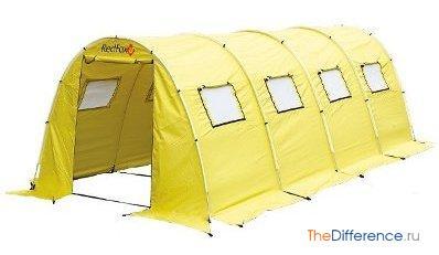 Экспедиционная палатка