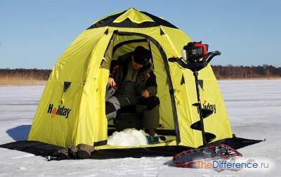 Рыболовная палатка