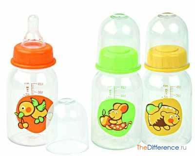 Как выбрать бутылочку для кормления
