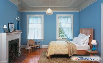 Как правильно выбрать цвет стен для дома