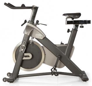 Колодочный (инерционный) велотренажер