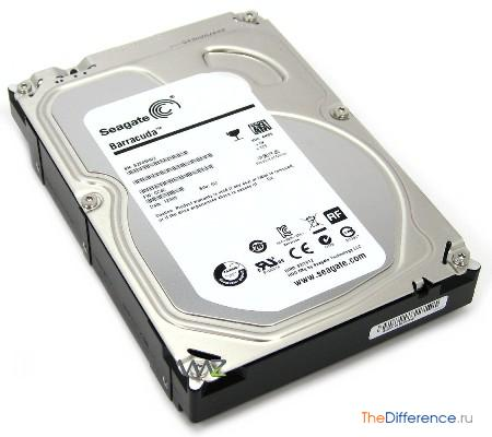 Жесткий диск Seagate Barracuda 7200.14 3TB