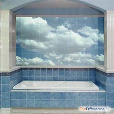 Закрытая ванна