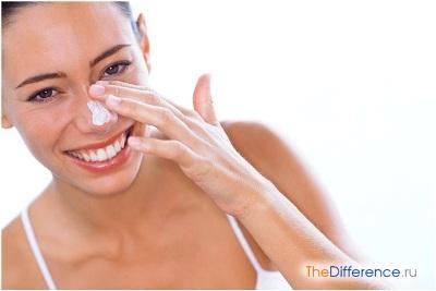 Ухаживать за сухой кожей лица