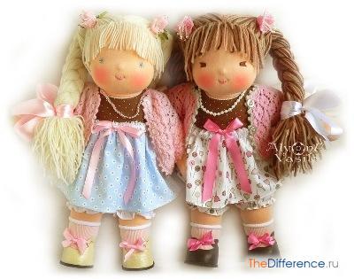 Вязанная кукла своими руками фото 930