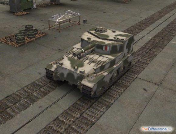 cамый быстрый танк World of Tanks