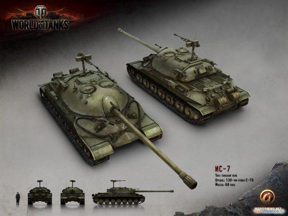 самый бронированный танк World of Tanks