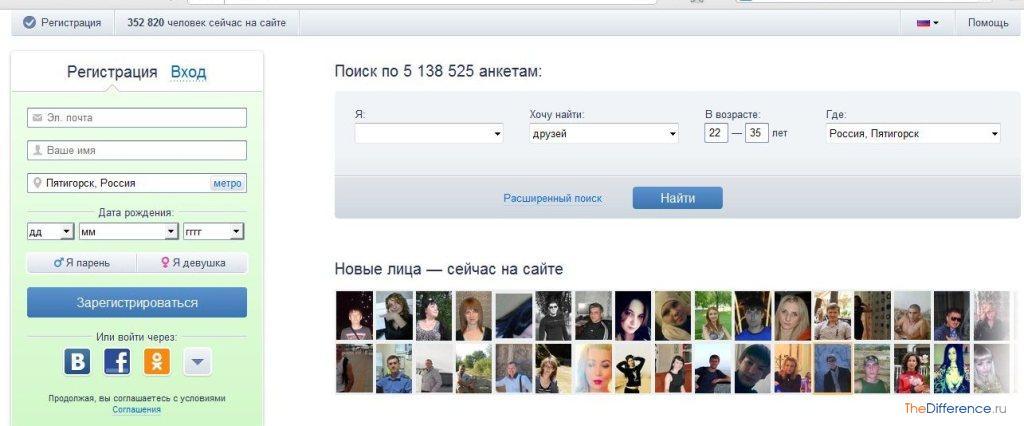 Как создать собственный сайт знакомств - PC-dzr.ru