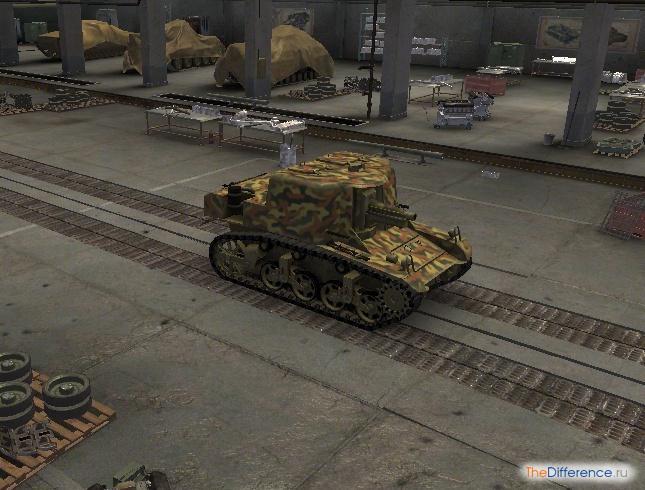 Самая пробивная пушка в World of Tanks (