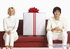 Как преподнести подарок?