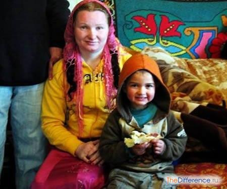 1. Самая молодая бабушка в мире