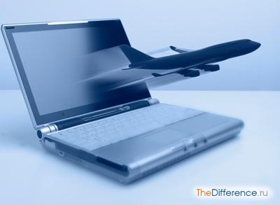 Как купить авиабилет через интернет