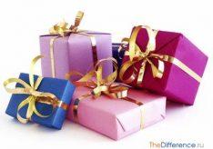 Как заворачивать подарки?