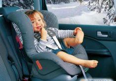 Как крепить детское автокресло?