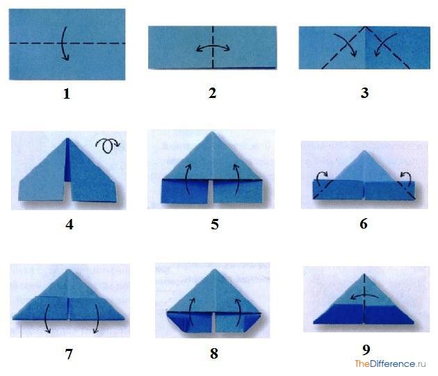 Как сделать из бумаги оригами из модулей