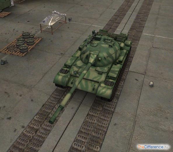 Какую ветку качать в World of Tanks