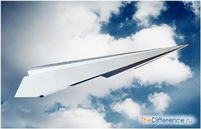 Как сделать самолетик из бумаги