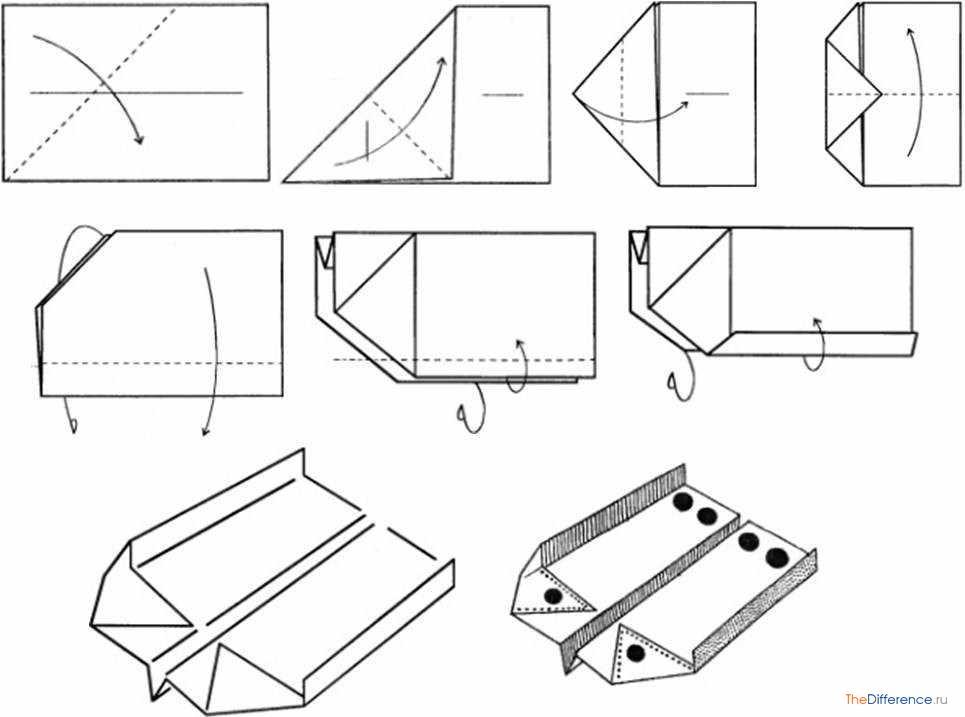 Самолетик как сделать бумажный самолетик 188