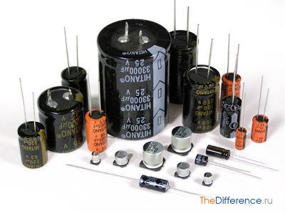 зачем нужен конденсатор