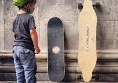 Разница между лонгбордом и скейтбордом