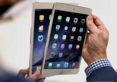 Разница между iPad mini 2 и iPad mini 3