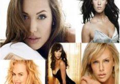 Самые красивые актрисы Голливуда 2014