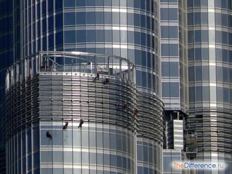 самая высокая в мире башня