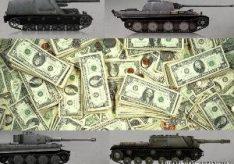 Как положить деньги на World of Tanks (WoT)?