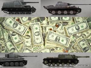 Как положить деньги на World of Tanks WoT