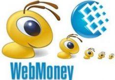 Как пополнить Webmoney?
